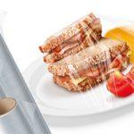 ALU fólie, potravinové fólie, papier na pečenie