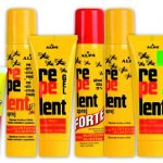 Prípravky proti hmyzu, repelenty