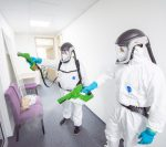 Polymérová dezinfekcia